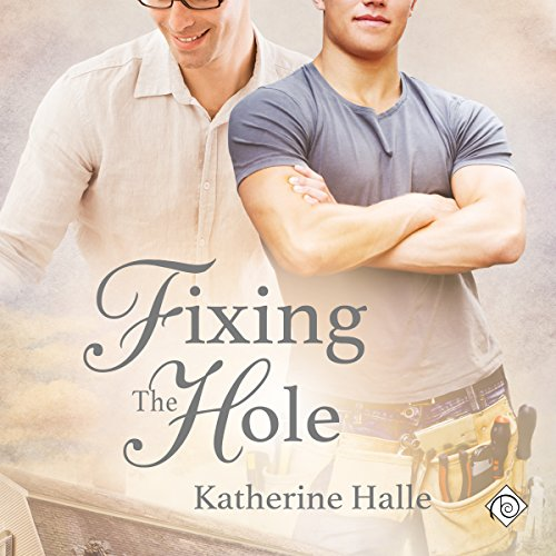 Fixing the Hole audiobook cover art