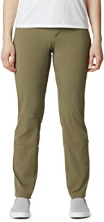 Columbia Women's Saturday Trail Pant, Water & Stain Resistant, Stone Green,18 - Plus