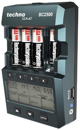 TechnoLine BC 2500 - Cargador