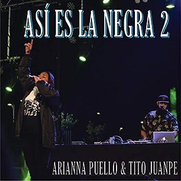Así es la negra 2 (feat. Arianna Puello)