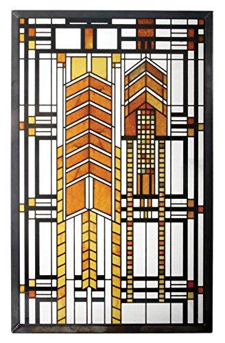YTC Square FLW Autumn Sumac in Colorful Square Arrow and Stripe Designs