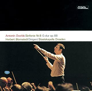 ドヴォルザーク:交響曲第8番「イギリス」