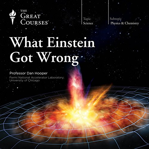What Einstein Got Wrong cover art