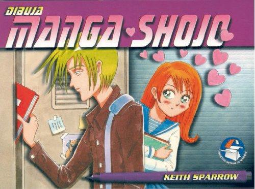 Dibuja manga Shojo