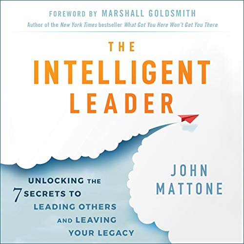 The Intelligent Leader  By  cover art