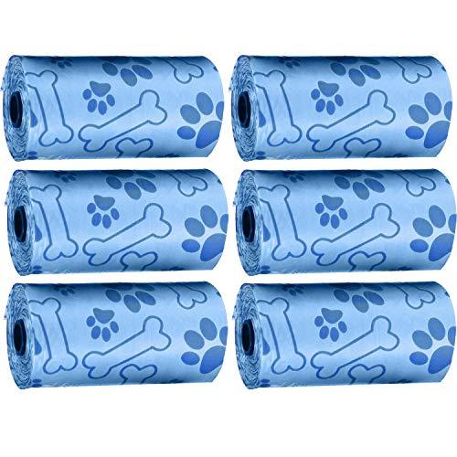 Pet Touch Lot de 60 sacs de recharge pour chien