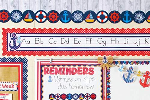 Teacher Created Resources Black Polka Dots Traditional Printing Mini Bulletin Board (5788) Photo #4
