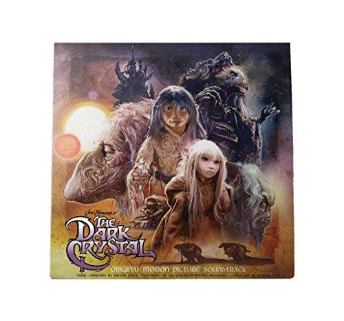 The Dark Crystal OST - Deluxe Edition - Purple w/ purple smoke