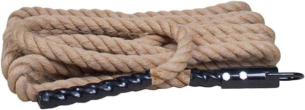 Abaodam Professionele Diameter Klimmen Touw Arm Training Oefening Touw Voor Gym Huishouden Bruin 6 Meter