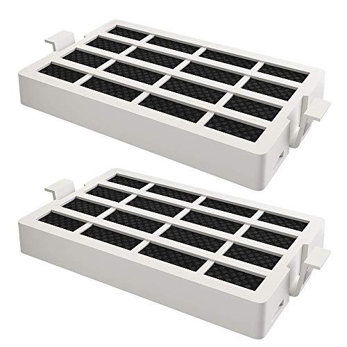 Refresh Filtro de aire de repuesto para refrigerador compatible con Whirlpool Fresh Flow W10311524 y AIR1, 1876318, W10315189, compatible con Whirlpool, Jenn-Air, KitchenAid y Maytag