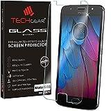 TECHGEAR Moto G5s Verre, Protecteur d'Écran Original en Verre Trempé Compatible pour Motorola Moto...