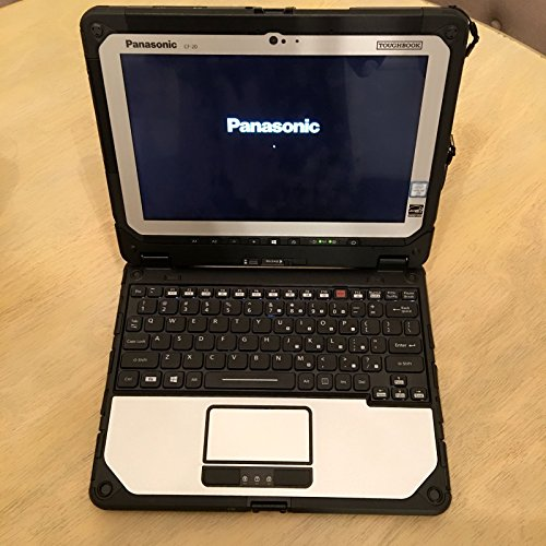 Serieller Port/CF-20/8GB/256GB/Panasonic TOUGHBOOK/robuster Laptop/robuster Notebook/abnehmbarer Sockel.