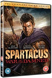 Spartacus: War of the Damned [DVD] [Import]