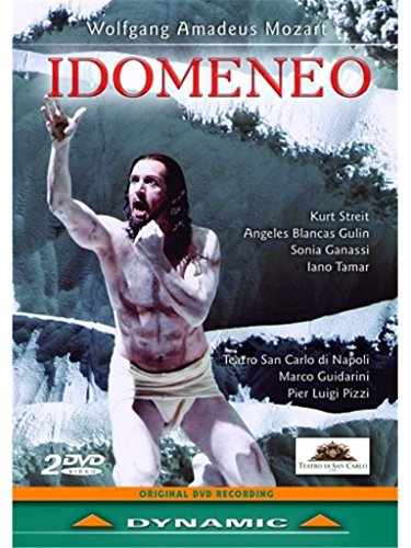 Mozart, Wolfgang Amadeus - Idomeneo [2 DVDs] [Reino Unido]