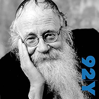 Rabbi Adin Steinsaltz on Rethinking Jewish Identity at the 92nd Street Y audiobook cover art