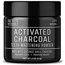 activated charcoal teeth