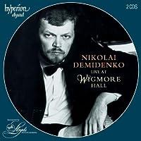 Nikolai Demidenko Live at Wigmore Hall by Nikolai Demidenko (1998-11-10)