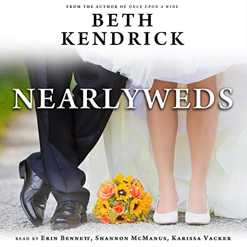 Nearlyweds audiobook cover art
