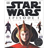 The Visual Dictionary of Star Wars, Episode I - The Phantom Menace by Unknown(1999-06-02)