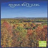 Arkansas Wild & Scenic Calendar 2022: Official US State Arkansas Calendar 2022, 16 Month Calendar 2022
