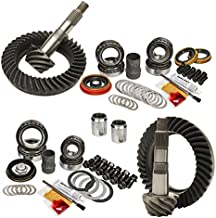 Nitro (GPTOY100-4.88-1) Front and Rear 4.88 Ratio Gear Package Kit for Toyota Land Cruiser 100 Series