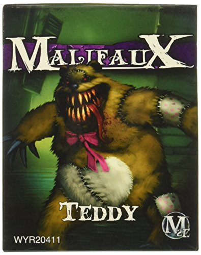 Wurd Miniaturen Malifaux neverborn Teddy Model Kit
