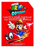 super mario odyssey game, wii u, amiibo, walkthrough, tips, download guide unofficial