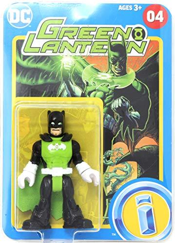 Imaginext DC 2019 Batman Series 04 Linterna Verde Batman, Figura de 3 Pulgadas