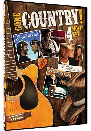 Gone Country: Four Movie Collection [Edizione: Stati Uniti] [Italia] [DVD]