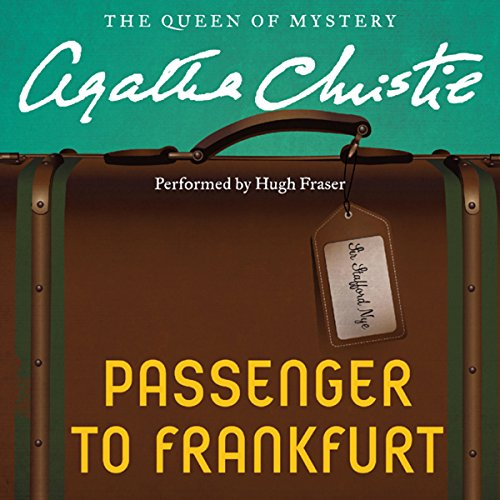 Passenger to Frankfurt cover art