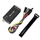 Share Goo Mini OSD Module On Screen Display Video Record for RC APM APM2.8 Pixhawk PX4 Flight Controller Airplanes with Battery Strap