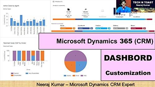 Microsoft Dynamics (365) CRM Dashboard Customization and configuration (Microsoft Dynamics 365 (CRM) Book 3) (English Edition)