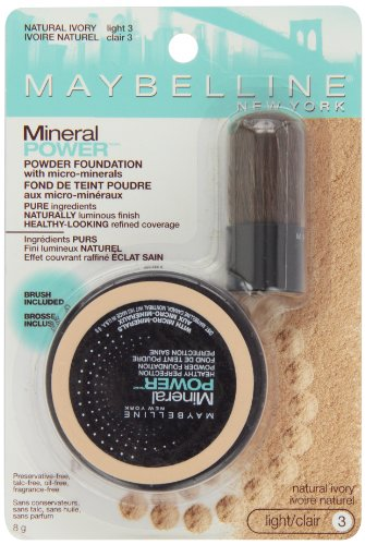 Best Maybelline Mineral Powders
