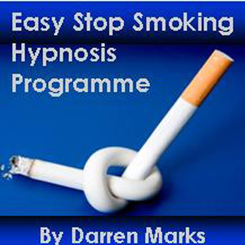 The Easy Stop Smoking Programme audiobook cover art