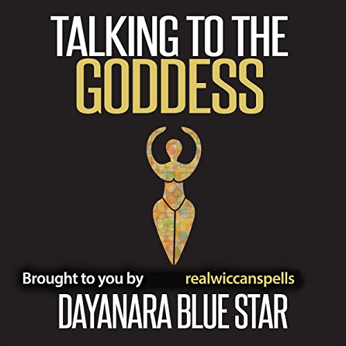 Talking to the Goddess audiobook cover art