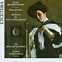 String Quartets-Romances by S. RACHMANINOFF (1994-02-01)