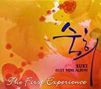 Suki 1st Mini Album - First Experience(韓国盤)