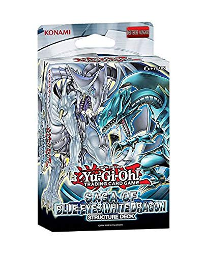 Yu-Gi-Oh! Saga of the Blue Eyes White Dragon Deutsch