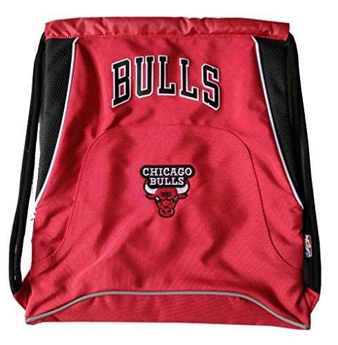 Panini Franco Cosimo Zaino Sacca Coulisse NBA Chicago Bulls 62590 - Rosso