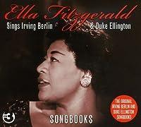 Sings Irving Berlin & Duke Ellington Songbooks by Ella Fitzgerald (2008-10-26)