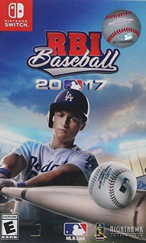 RBI Baseball 17 for Nintendo Switch