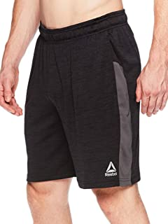 Men's Drawstring Shorts - Athletic Running & Workout Short w/Pockets