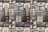 Generico, Gobelin-Jacquardstoff 400 g/m², Halbmeterware,