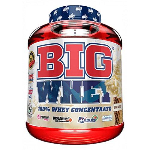 BIG Whey Proteína Concentrado - 2000 gr