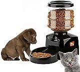 Comida for gatos Dispensadores Alimentador automático del animal doméstico gatito gato alimentador del alimento de perro alimentador Triturador gato alimentador Pet Bowl envase de alimento automático