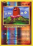 Pokemon - Diglett (55/108) - XY Evolutions - Reverse Holo
