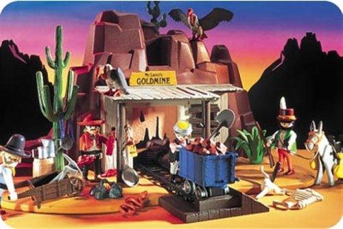 PLAYMOBIL 3802 - Goldmine