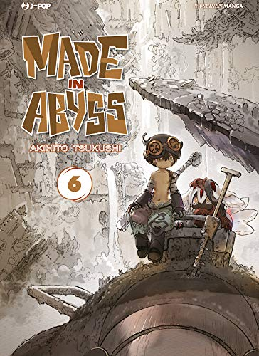 Made in abyss: 6