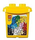 Lego Briques - 10662 - Jeu De Construction - Baril Jaune De Briques Lego
