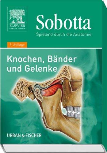 Sobotta, Spielend durch die Anatomie: Knochen, Bänder, Gelenke